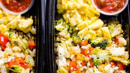 Healthy Breakfast Meal Prep (Video)
