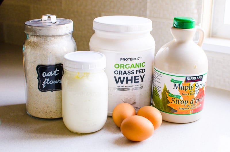 protein pancakes ingredients
