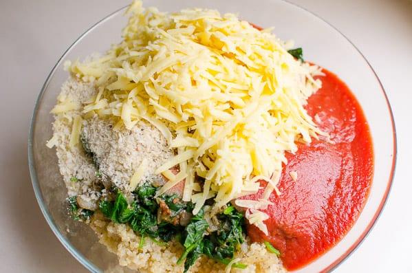 Ground Turkey Quinoa Casserole Ifoodreal Healthy