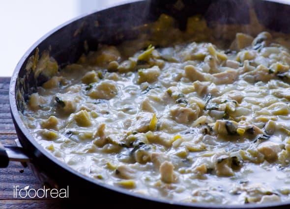 Chicken Artichoke Lasagna Whole Foods