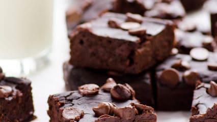 Black Bean Brownies (Video)