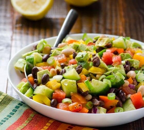 Mediterranean Chicken Quinoa Bowl Recipe: Mediterranean Quinoa Salad Recipe