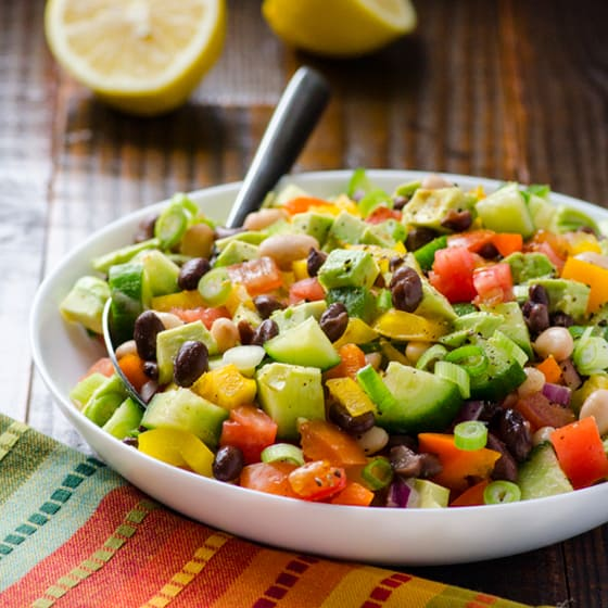 mexican bean salad mexican bean salad ifoodreal healthy family recipes 30887