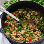 Turkey, White Bean and Kale Stew Recipe