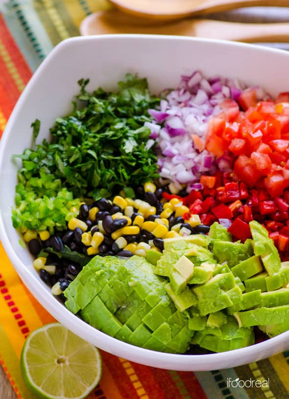 image gallery mexican salad