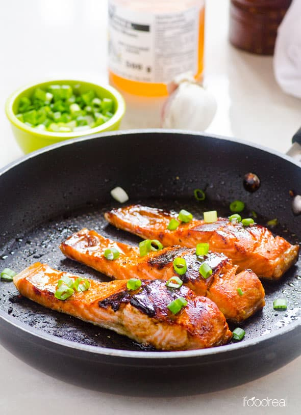 Easy salmon recipes for dinner
