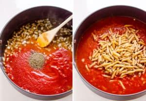 Broccoli and Penne Pasta Recipe