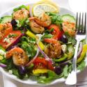 thumb1-shrimp-arugula-greek-salad-recipe
