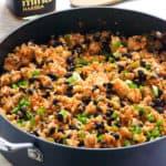 chicken beans cauliflower rice recipe