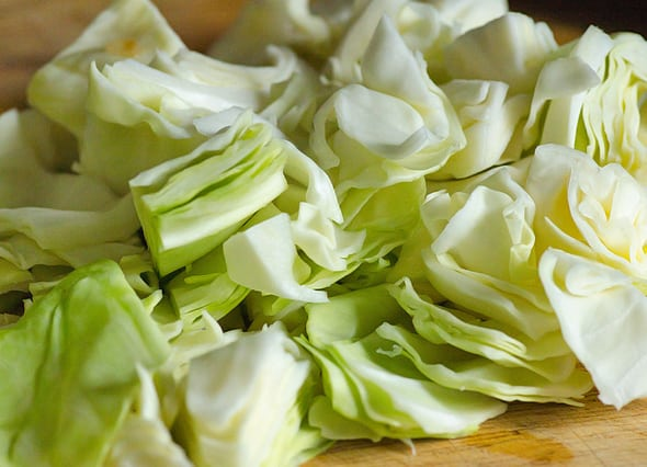 Lazy Cabbage Rolls Recipe is so darn easy and flavourful, replaces my Ukrainian grandma's labour intensive cabbage rolls. SO tasty and EASY!| ifoodreal.com