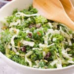 sweet kale salad poppyseed dressing recipe