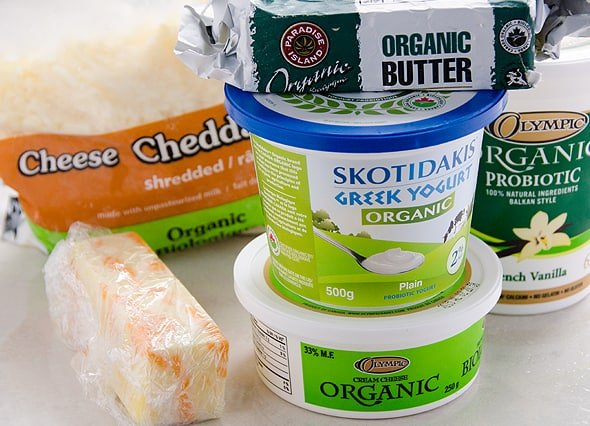 Organic on a Budget - From produce to baking needs, this 120 Cheap Organic Foods list will make your transition to organic foods much easier and affordable. | ifoodreal.com