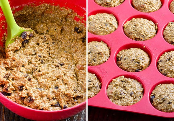 Healthy Oat Bran Muffins Ifoodreal Healthy Family Recipes