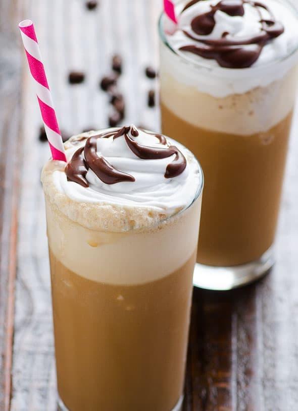 Healthy Frappuccino