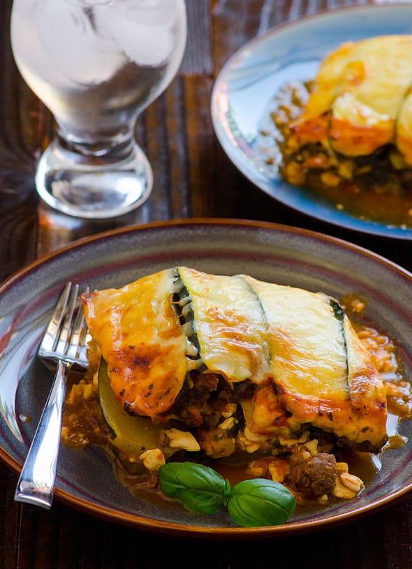 Zucchini Lasagna Ifoodreal Healthy Family Recipes
