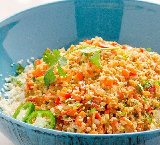 25 Cauliflower Rice Recipes
