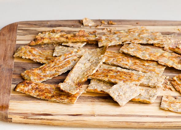 2 Ingredient Gluten Free Crackers Recipe are chewy or crispy crackers made with ingredients you more likely have on hand.