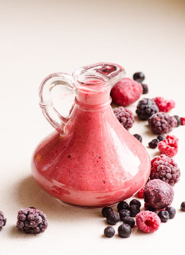 berry salad dressing