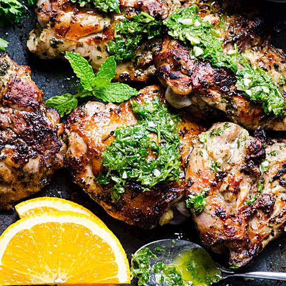 Grilled Chicken Chimichurri Recipe » FG-grilled-chicken-chimichurri ...