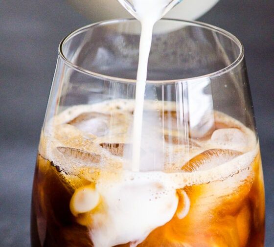 Healthy Iced Coffee