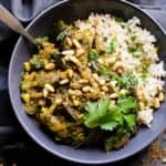 Eggplant Vindaloo Curry Recipe