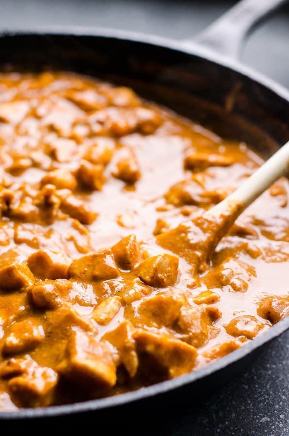Butter Chicken Sauce