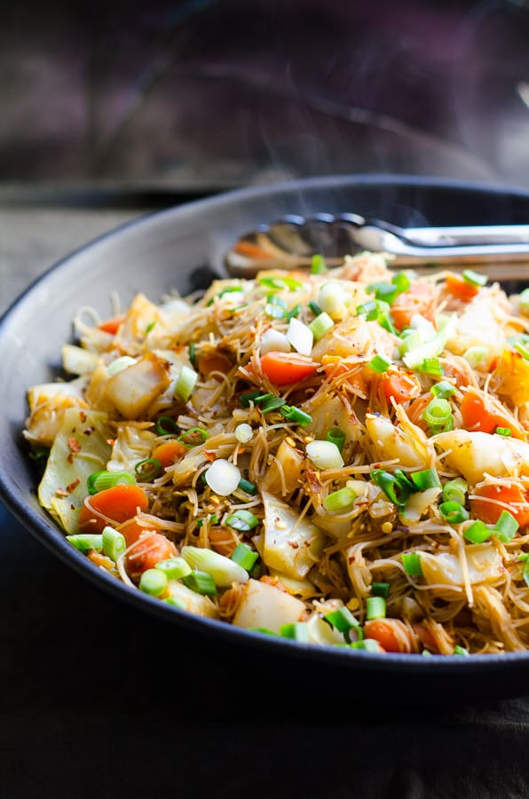 Cabbage Stir Fry 20 Minute Recipe Ifoodreal Com