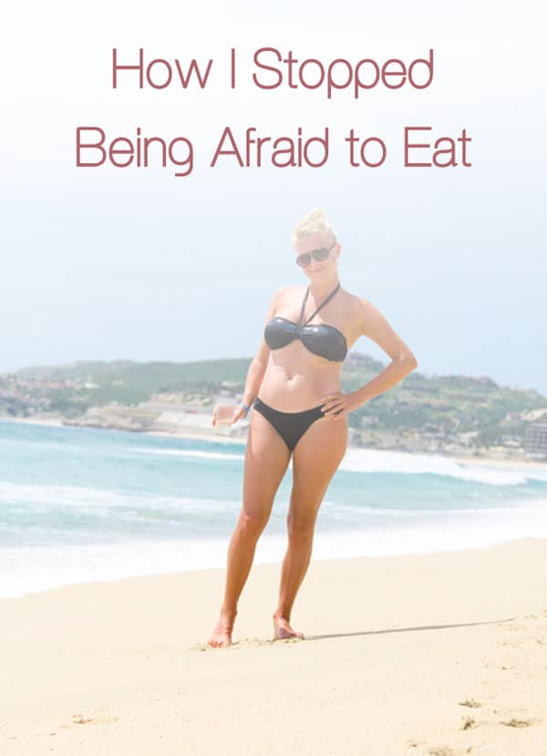 My clean eating journey: from a high protein low carb diet to how I stopped being afraid to eat and gain weight. | ifoodreal.com