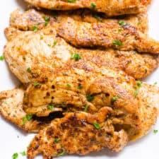 pollo cajún