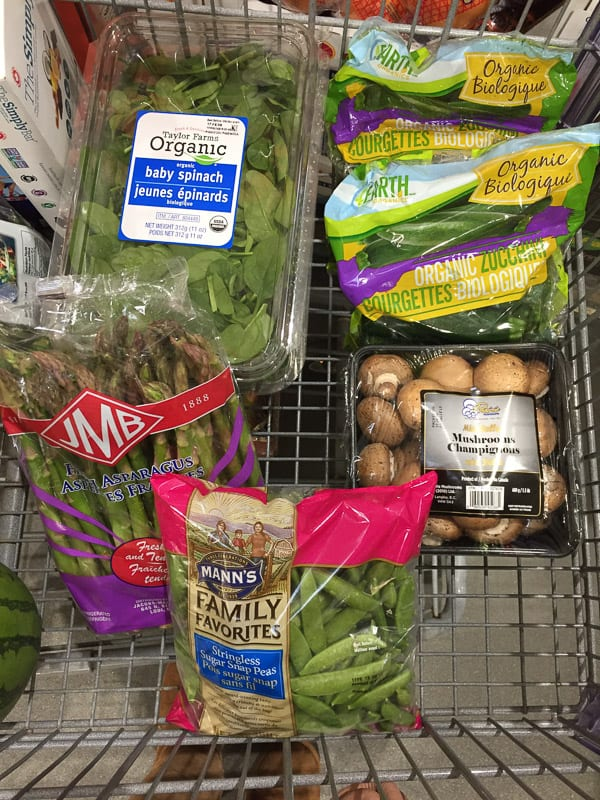Our Healthy Costco Shopping List 2017 for a family of 4 who live a clean eating lifestyle eating real food 80-90% of time. | ifoodreal.com