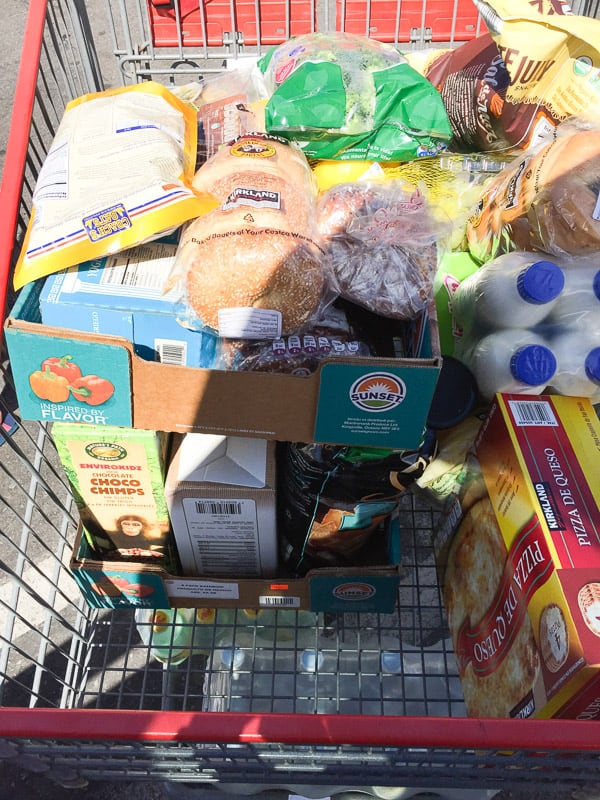 Costco in Mexico: Healthy Shopping