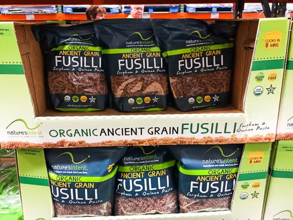 Whole Grains- Ancient Grain Fusilli