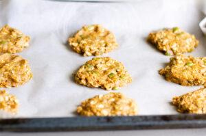 Healthy Pumpkin Cookies