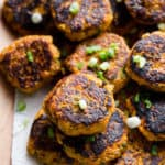 Salmon Sweet Potato Cakes