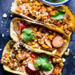 Ground Chicken Tacos