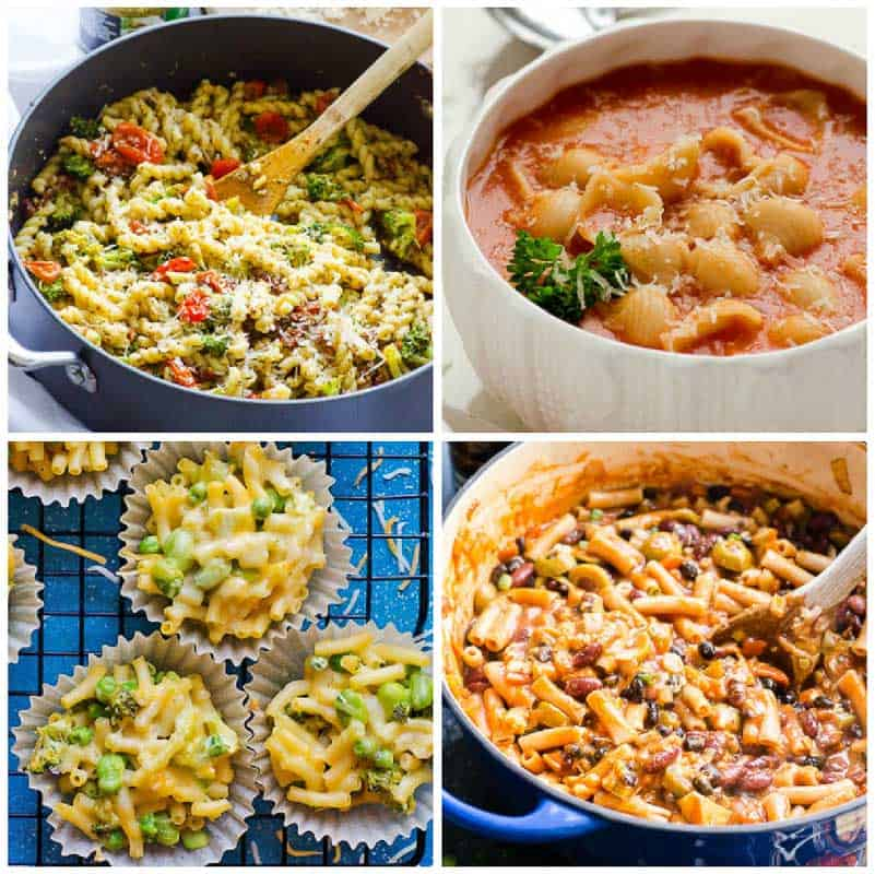 45 Easy Healthy Dinner Ideas (Simple Ingredients
