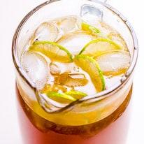 Lime Iced Tea