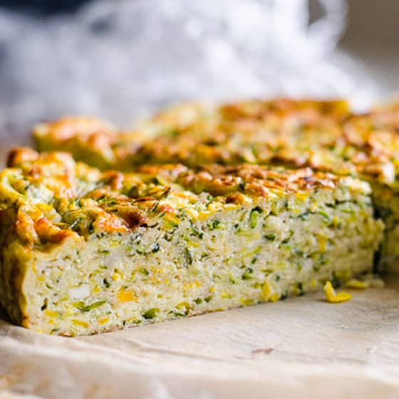 crustless zucchini quiche ifoodreal healthy family recipes