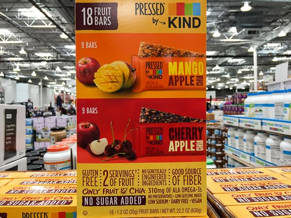 25 Costco Healthy Snacks List for real life with kids and work, without blowing your budget or eating tons of sodium and added sugar. | ifoodreal.com