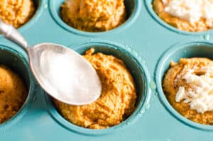 how to make Healthy Pumpkin Muffins