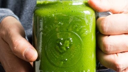 Green Smoothie Recipe (Video)