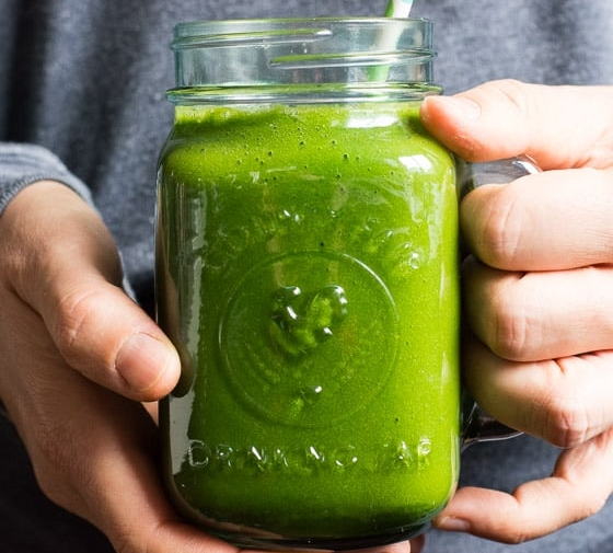 Green Smoothie Recipe (Video)