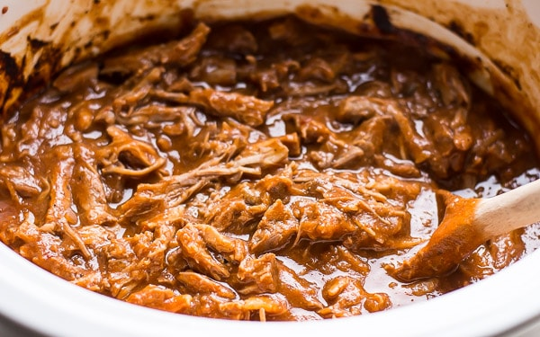 Healthy Pulled Pork Crock Pot