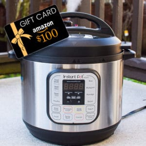 Instant Pot January + Giveaway