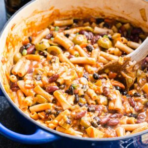 One Pot Chili Mac Recipe