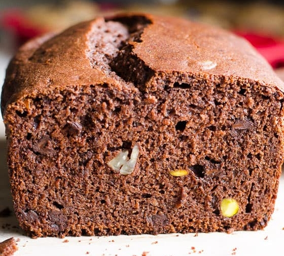 Healthy Chocolate Bread