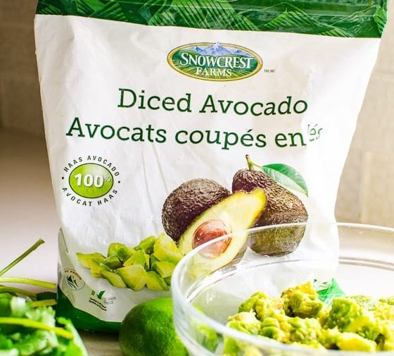 Frozen Avocado Guacamole. Can You?
