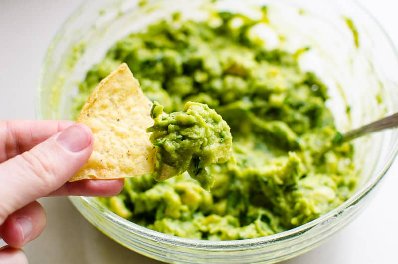 I tried making guacamole with frozen avocado and here is what I think. My honest review plus a few frozen avocado recipes.