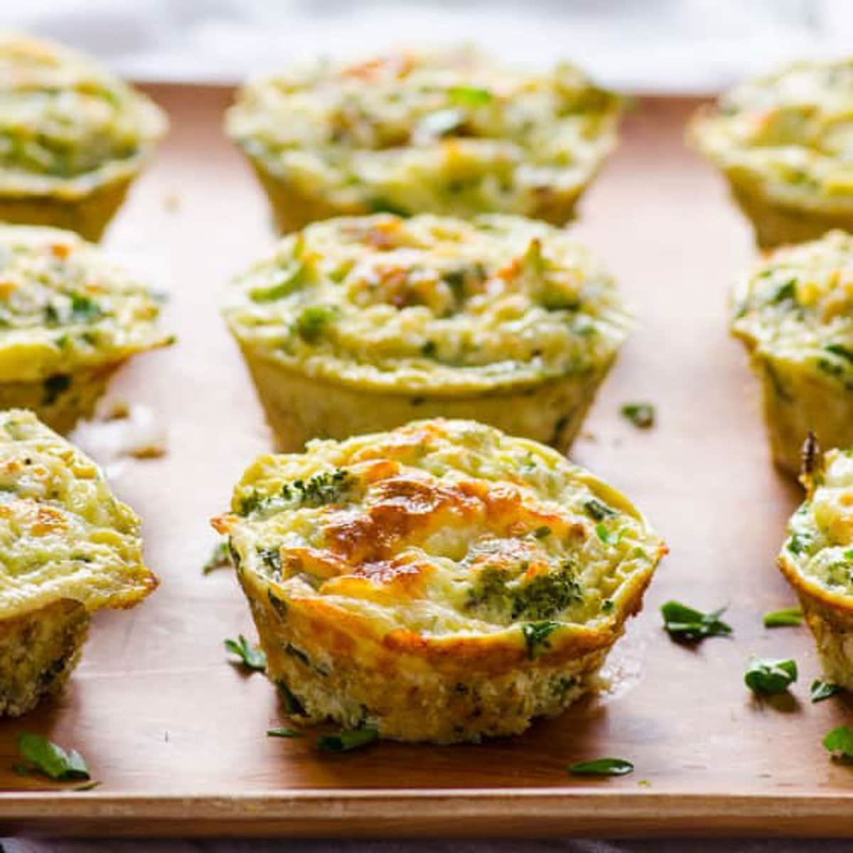 Breakfast Egg Muffins - iFOODreal - Healthy Family Recipes