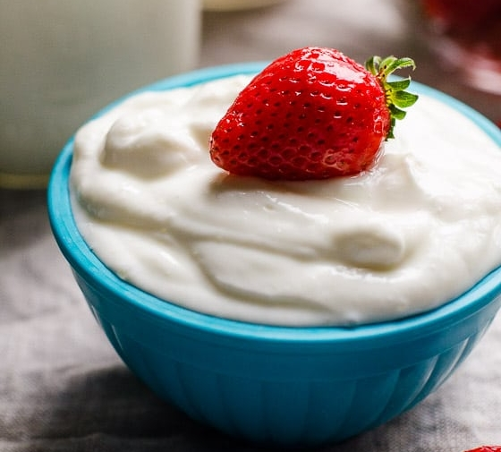 Instant Pot Yogurt (Video)